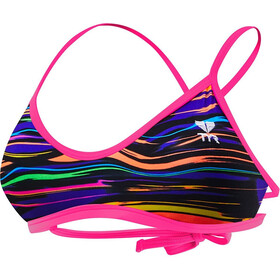 TYR Fresno Mojave Tieback Bikini Top Women purple/multi